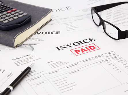 Invoices in Conroe, TX